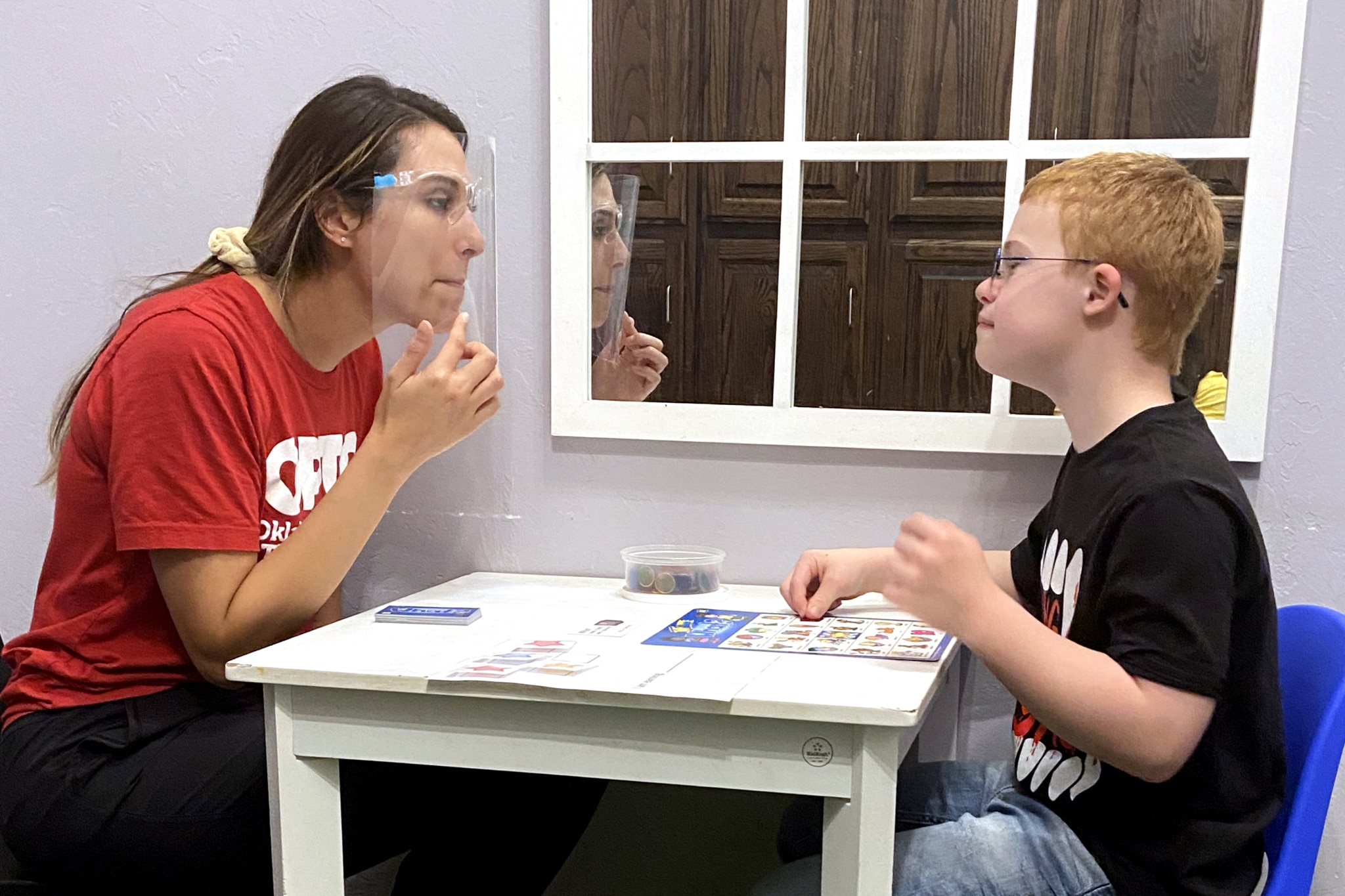 OPTC - Speech Therapy